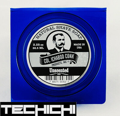 Col. Conk Natural Line Shave Soaps (All Scents Available Here)
