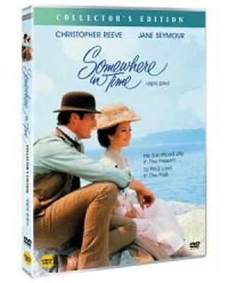 Somewhere In Time (1980) - Christopher Reeve C.E DVD *NEW