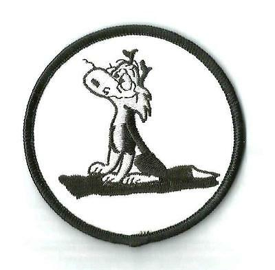 DOG ~ FOOTROT FLATS CARTOON .QUALITY Sew/Iron On Patch ~Sheepdog, Border Collie