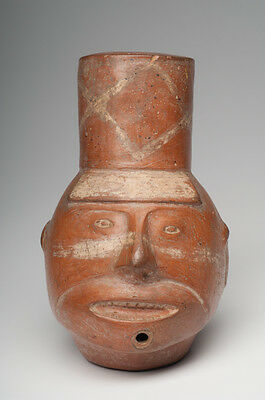 PreColumbian Ceramic-Inca Pacha 1400-1532 A.D-Lambayeque Region North Coast Peru