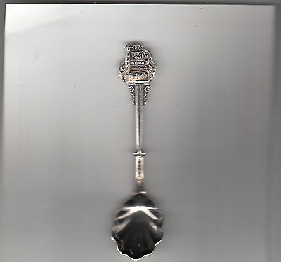 Hobart-Tas-The Shot Tower-Australia-Vintage Souvenir Spoon