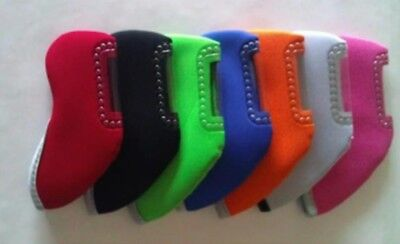 10 x Iron Head Covers - Brand New - 7 Colours to choose from