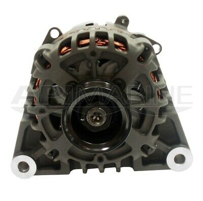 "Volvo 8.1L 12V 70-Amp Dual 2"" Mounting Feet 6-Groove 67mm Pulley,  3862613"