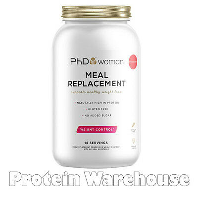 PhD Woman Meal Replacement 770g Strawberry Weight Slimming Shake Drink Powder