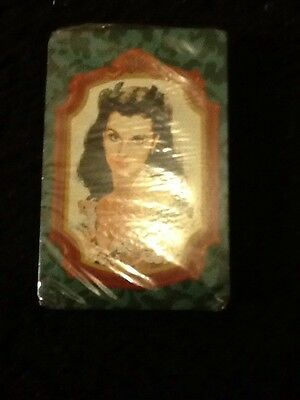 Scarlett Ohara Playing Cards