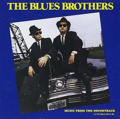 The Blues Brothers Original Film Soundtrack Cd