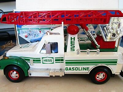 Hess Rescue Truck 1994 Boxed