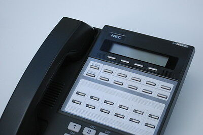 NEC DS2000 DS1000 22 Button Phone 80573 Tested by NEC Trained Tech DX7NA-12TXH