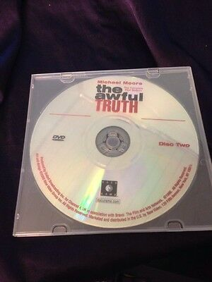 The Awful Truth - The First Season DISC TWO ONLY LIKE NEW