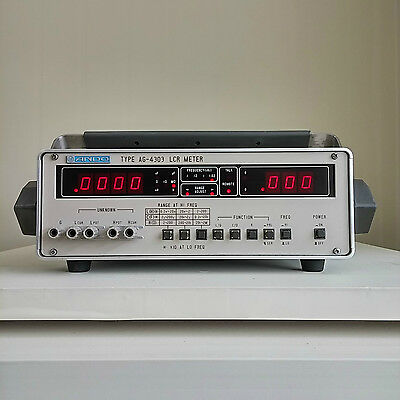 Used Ando AG-4303 - LCR Meter