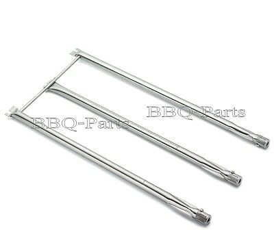 BBQ-Parts SBG508 Stainless Steel 3Burner Tube Set Replacement for Weber Genesis
