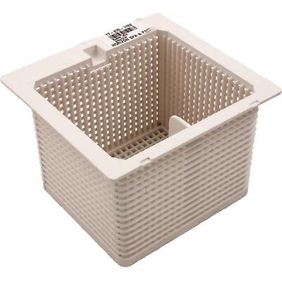 Waterway Plastics 519-4030 Skimmer Basket Spa Skim Filter