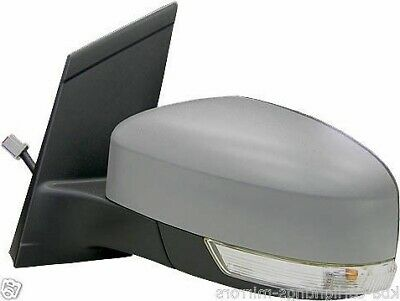 Ford Focus Mk4 2008-2011 Electric Heated Door Wing Mirror Lh Left Passenger Side