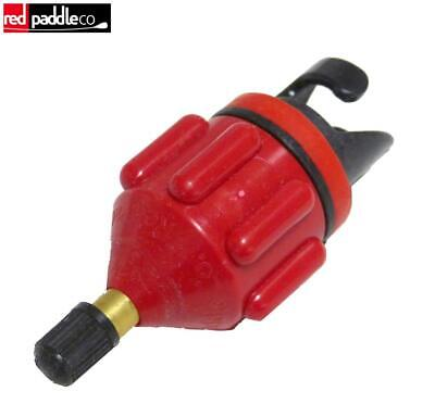 Red Paddle Electric Pump Adapter, Schrader Valve Adaptor - Autoventil Adapter