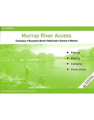 Map Guide Murray River Access: Tooleybuc-Boundary Bend-Robinvale- Euston-Wemen
