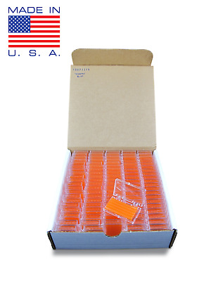 100 Pack Orthodontic WAX  For BRACES Irritation ORANGE SCENTED Dental Relief