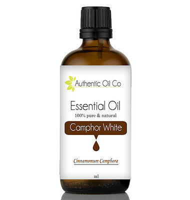 Camphor Essential Oil 100ml