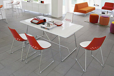 Calligaris Connubia Dining Chair Jam CB1030 in different designs