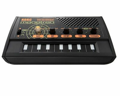 NEW Korg monotron DELAY Analog Ribbon Synthesizer