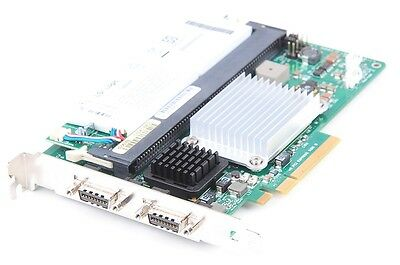 IBM/LSI L3-01089-011A MR SAS 8480E PCI-E SAS RAID Adapter + iTBBU02 FRU39R8852