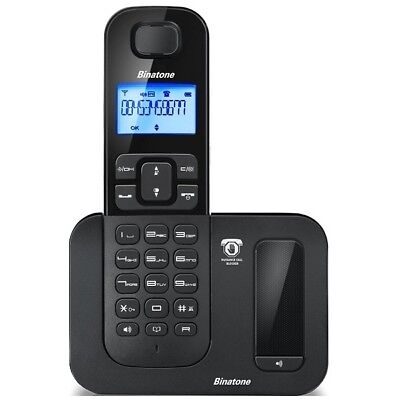 Binatone Shield 6015 Digital Cordless Phone Answer Machine Nuisance Call Blocker