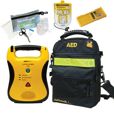 Defibtech Lifeline Fully-Automatic