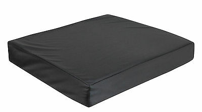 "NEW 18"" x 16"" x 2"" Memory Foam Pressure Relief Wheelchair Cushion Seat Pad Chair"