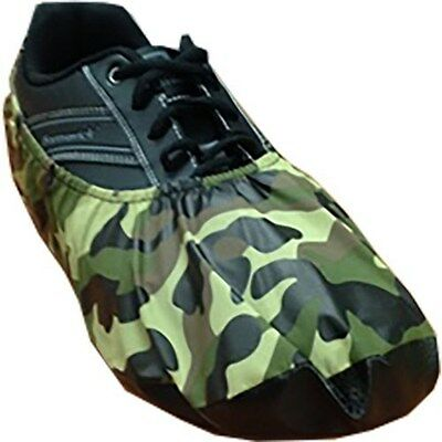 Brunswick Camo Bowling Shoe Covers SIZE LARGE
