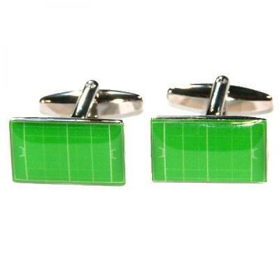 Rugby Pitch Player Fan Referee Enthusiast Christmas Present GIFT Box CUFFLINKS