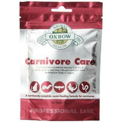 Oxbow Animal Health Carnivore Care Pet Recovery Food 2.5oz