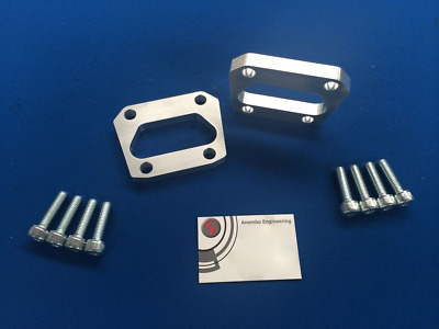 10mm Ford Fiesta, Ka, Puma, Focus Billet Spacer Kit Rear Axle Handling Upgrade