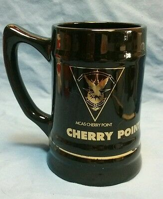 Cherry Point staff NCO club coffee cup