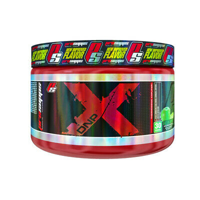 Pro Supps Dnpx Thermogenic Powder - 30 Serves - Caffeine Energy Focus