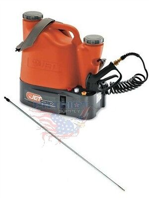 """Speedclean CJ-125 CoilJet Portable Coil Cleaning System Promo w/ 24"""" Spray Wand"""