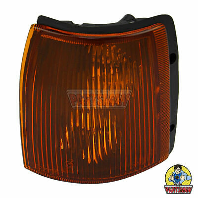 LH Indicator Corner Lamp/Light Amber Ford Courier PD 1/96-1/99 Ute