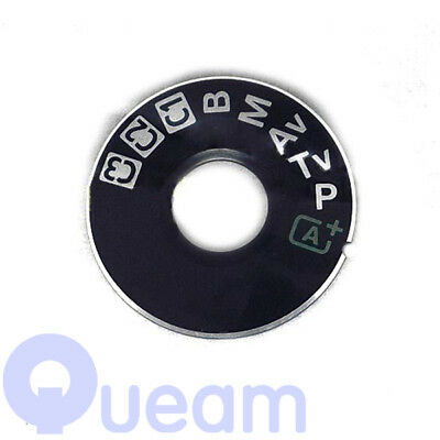 Dial Mode Plate Interface Cap Replacement Part For Canon EOS 5D Mark III Repair
