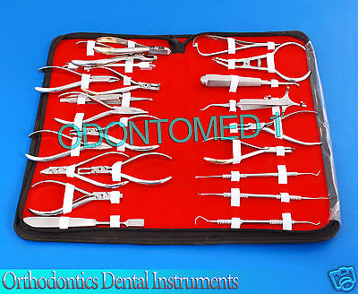 Orthodontics Dental Instruments Ortho Composite set 27 pcs Premium Quality