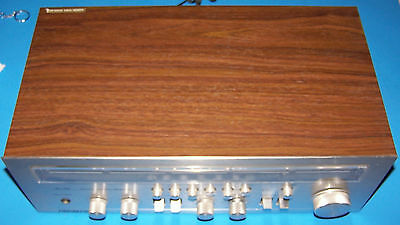 Very Nice! Vintage Soundesign Model 5152 FM/AM Stereo Reciever