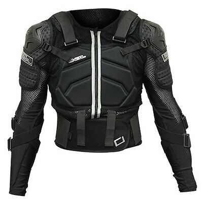 Oneal Underdog 3 Body Armour - Black - Adult 2XL For Motocross Use