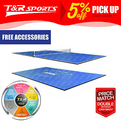 New 7FT 2-Piece Poker/Table Tennis/Ping Pong/Dinning Top for Pool Table
