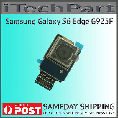 Genuine Samsung Galaxy S6 Edge G925F Rear Camera Replacement