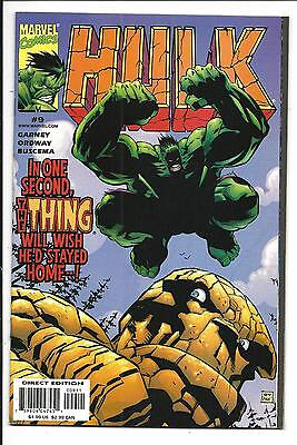 Hulk # 9 (Dec 1999), Nm