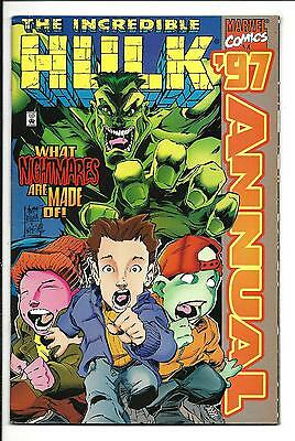 Incredible Hulk Annual 1997, Vf/nm