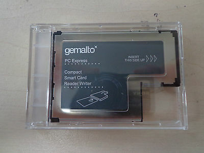 LENOVO/GEMALTO Smart Card Reader/Writer - 41N3043 - BRAND NEW