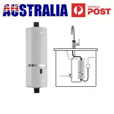 Portable Instant Electric Hot Water Heater System Under Sink For Tap Faucet