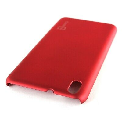 CoverON® for HTC Desire 816 Hard Case Slim Matte Back Phone Cover - Scarlet Red