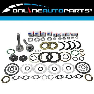 Swivel Hub CV Joints Rebuild Kit suits Toyota FJ80 FZJ80 HDJ80 HZJ80 90~4/94