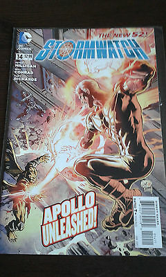 Stormwatch Issue 14 New 52