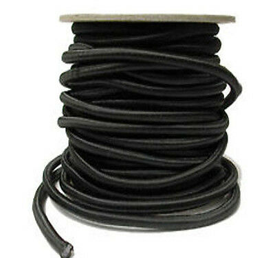 10mm Shock Cord Bungee Rope Black Elastic Shock Cord