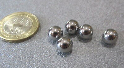 440C Stainless Steel Ball 9 mm Dia,  20 pcs